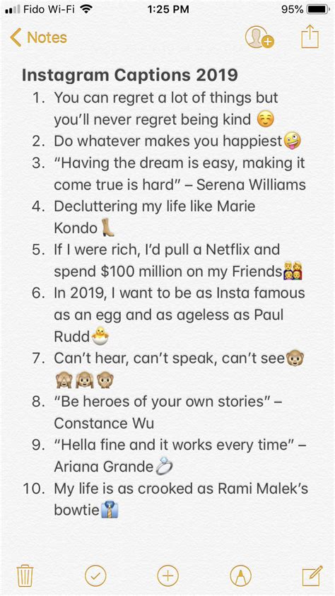 Instagram captions 2019 | Instagram quotes, Witty