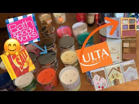 DUMPSTER DIVING AT ULTA, BATH & BODY WORKS AND MORE