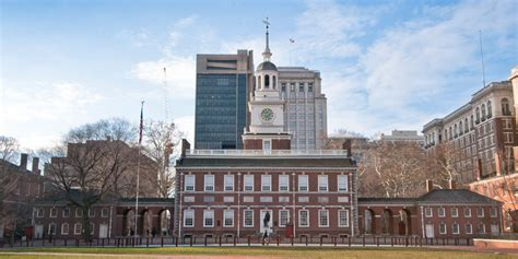 Visiting Independence Hall - Independence National