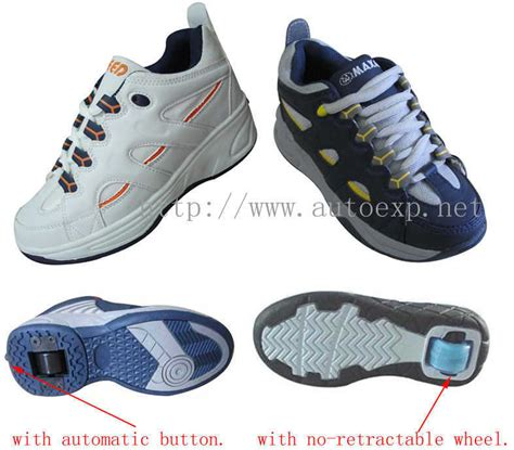 China Roller Shoes /Flying Shoes (ATDC0229) - China Roller