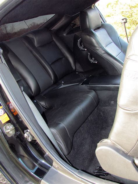 2+2 Backseat Project- Lookin for advice - MY350Z