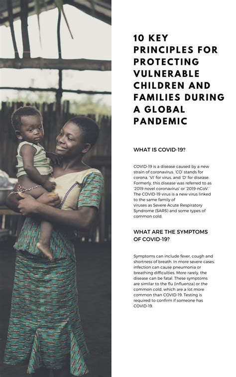 10 Key Principles for Protecting Vulnerable Children and