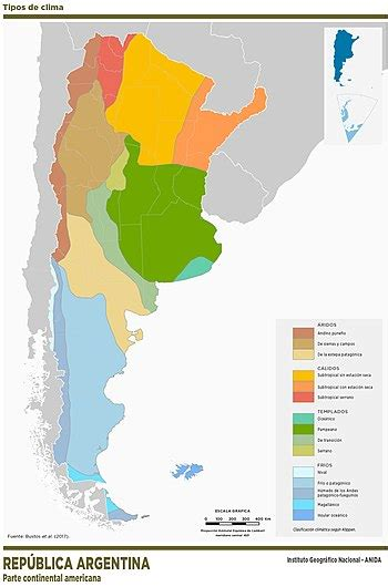 Climate of Argentina - Wikipedia