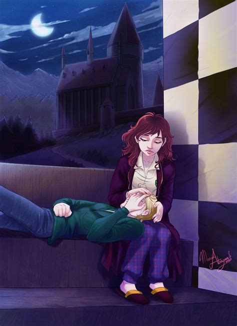 When Rose brought Scorpius home, she ended up having a