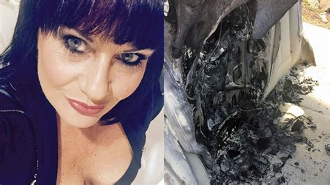 Brisbane woman's car gutted by self-combusting towels