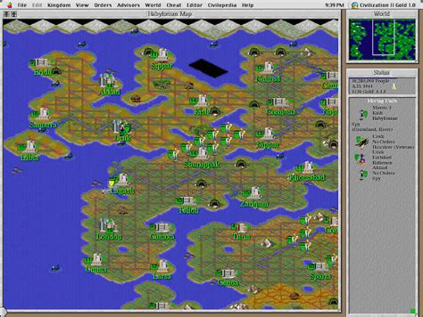 Download Civilization II: Multiplayer Gold Edition - My