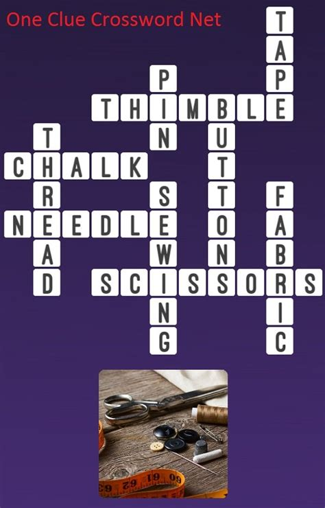 Scissors - Get Answers for One Clue Crossword Now
