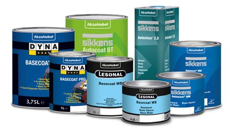 New-look vehicle refinishes packaging reinforces AkzoNobel