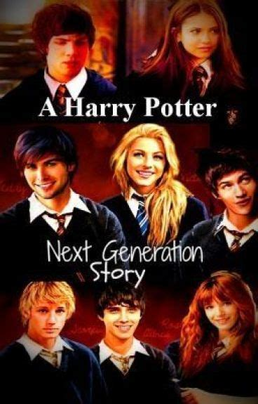 a Harry Potter the next generation story (COMPLETED
