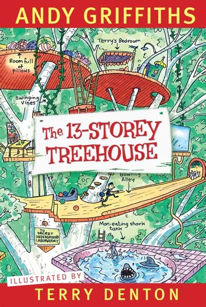 The 13-Storey Treehouse by Andy Griffiths on Apple Books