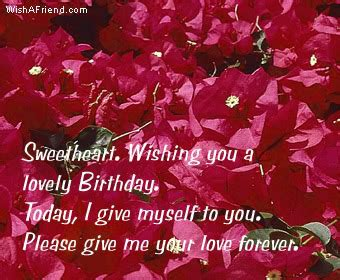 Sms with Wallpapers: Birthday wishes to husband