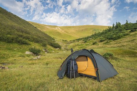 Wild camping adventure in the UK with First 4 Adventure UK