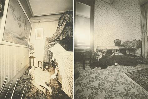 Chilling pictures from the early 1900s are the first crime