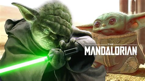Star Wars Rise of Skywalker - Baby Yoda and The