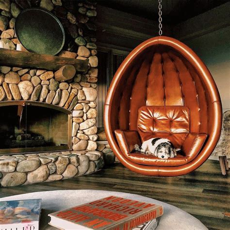 13 Best Hanging Egg Chairs - Indoor And Outdoor Hanging Chairs