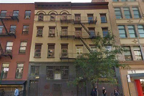 180-year-old Lower East Side tenements are being