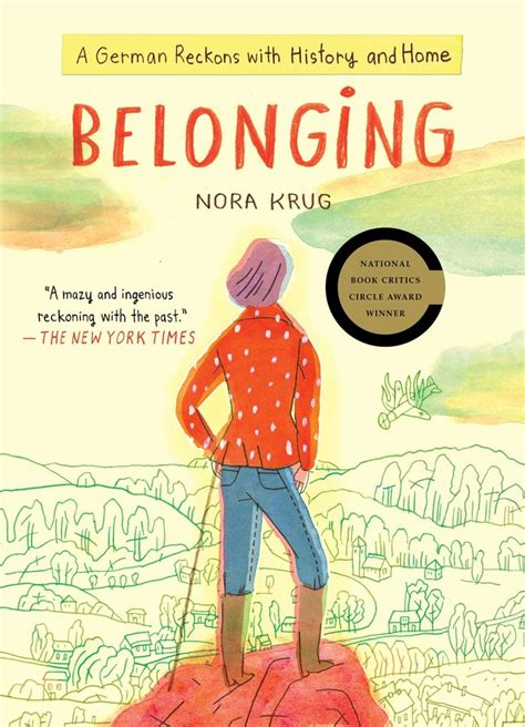 Belonging | Book by Nora Krug | Official Publisher Page
