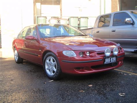 1997 Ford Falcon EL XR8 Ex NSW Police unmarked HWP