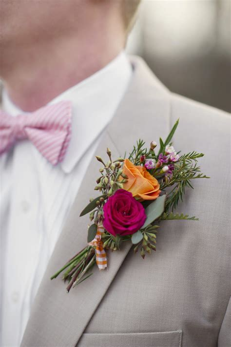 Corsage & Boutonnieres | Butterfly Event Styling