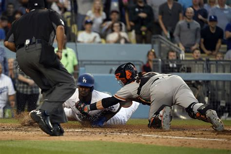 Giants drop series against Dodgers - McCovey Chronicles