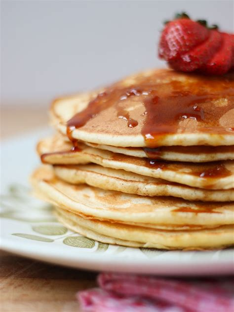 Easy Peasy Pancakes - The only recipe you'll ever need