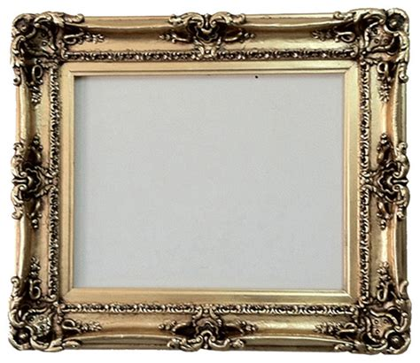 Fancydecor - Gold-Leafed Picture Frame - View in Your Room