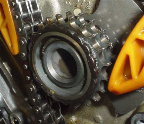 Big timing chain sprocket issue on early MLs? - MBWorld