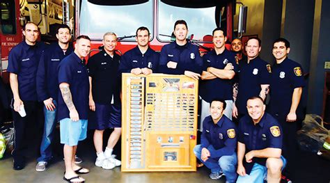 Fire Station 92 Wins Again! - The Relief
