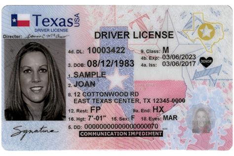 Texas Has Set An End Date for the Driver License Renewal