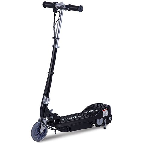 Gymax Foldable Rechargeable Electric Scooter Motorized