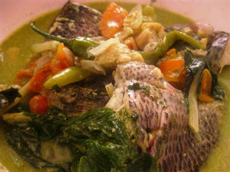 Cook this Recipe: Recipe: Easy to Cook Ginataang Tilapia