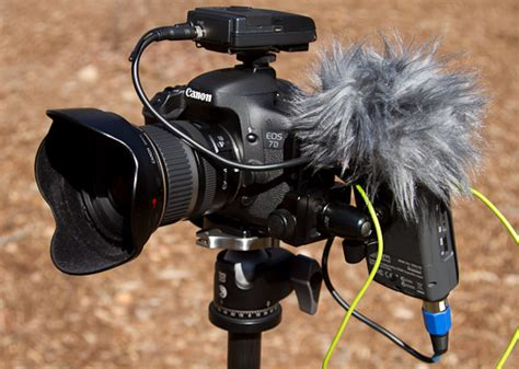 Recording audio with your video DSLR, Part I | The Digital