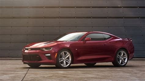 2016 Chevrolet Camaro SS By Hennessey Review - Top Speed