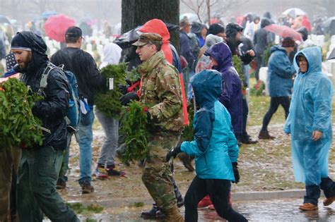 Highlights of Wreaths Across America Day