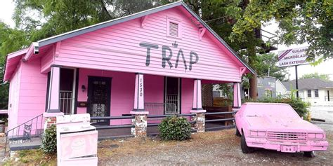 Everyone Needs To Visit 2 Chainz' Pink Trap House
