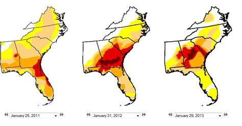 Weather & Climate Matter: The Southeast Drought Continues