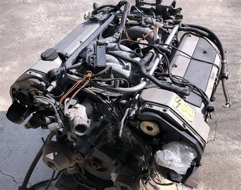 [Used]Engine (11997412009612) of Mercedes-Benz W124/E500