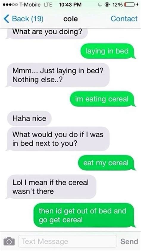 25 Funny Flirty Texts Comebacks That Rules Rejection