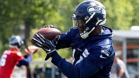 Seahawks rookie receiver DK Metcalf has brains to go with