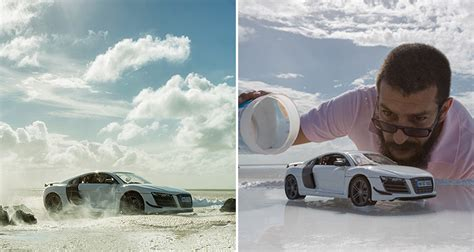 Audi Hires Photographer To Shoot Their $200,000 Sports Car