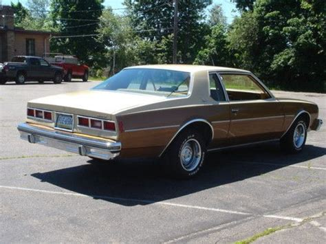 Purchase used 1979 Chevrolet Impala Sport Coupe 2-Door 56k