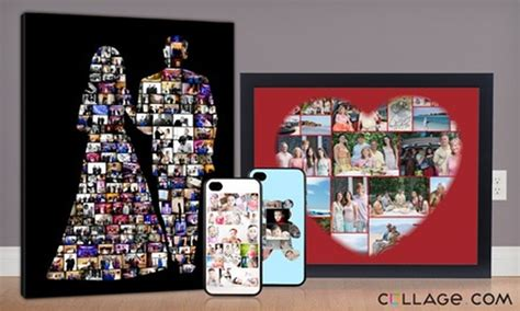 Custom Photo Products - collage