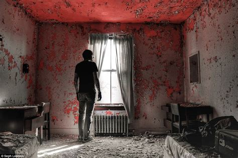 Inside America's real-life haunted houses by Seph Lawless