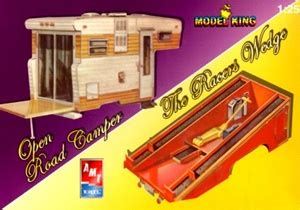 Open Road Camper and Racers Wedge Parts Pack (1/25) (fs)