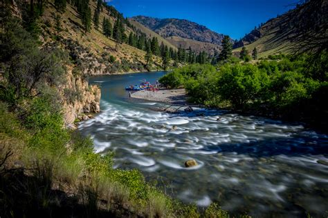 Middle Fork of the Salmon Rafting & Paddling Adventures