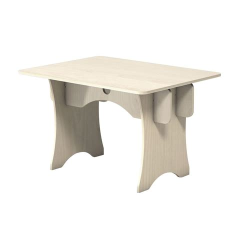 Belknap Hill Trading Post Knock Down Plywood Work Table