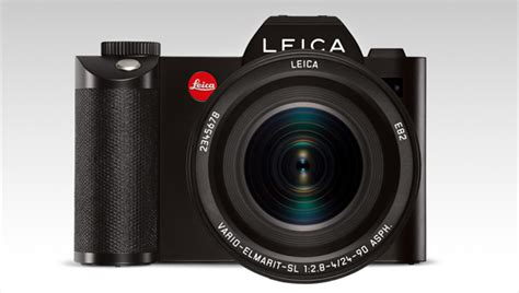 It's All About Mirrorless: Full-Frame Leica SL and New