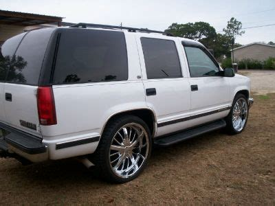 """99 tahoe on 24""""s sale or trade - LS1TECH - Camaro and"""