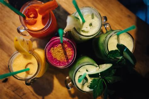5 Best Locations to get a Smoothie in Toronto