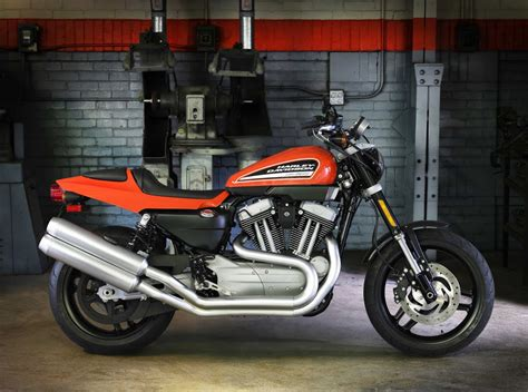 DD Motorcycles: XR1200 Caferacer